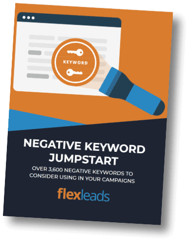 Negative Keyword Jumpstart Guide